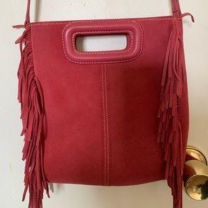 Maje M bag in Pink
